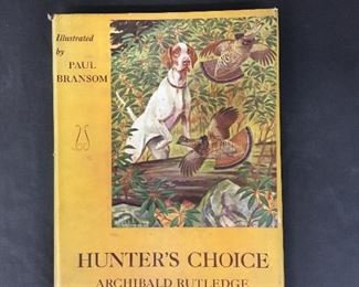 Hunter's Choice by Rutledge