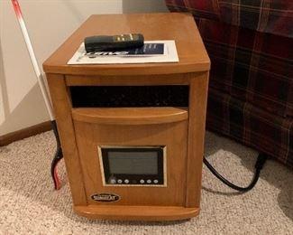 Sunheat room heater