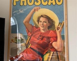 PHOSCAO Original Poster $1800