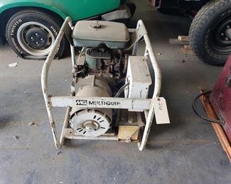 Multiquip 5000 generator Multiquip 5000 generator