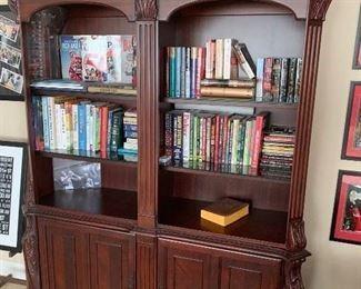 bookcase double