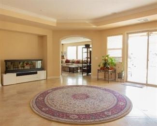 area rugs estate