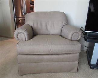 Thomasville Upholstered Side Chairs