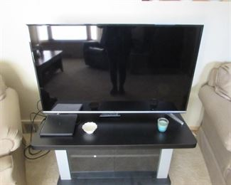 """LG 50"""" Smart Television and Console"""