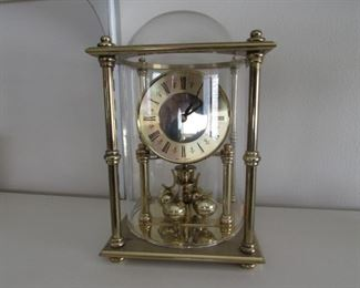 Anniversary Clock made in Germany