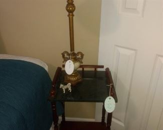 Cute end table or nightstand!! $30