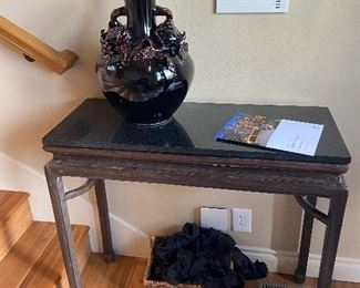 Second vase and alter table