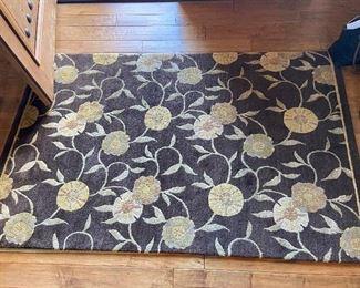 4' X 6' Tibetan carpet.  Originally $1,450. Asking $600