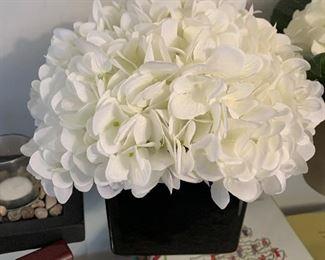 Hydrangea Floral Arrangement- $15