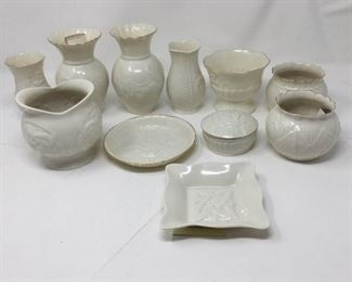 Vintage Belleek Pieces https://ctbids.com/#!/description/share/365372