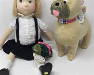 Madame Alexander Stuffed Eloise Doll https://ctbids.com/#!/description/share/365389