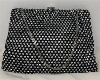 Vintage Koret Tresor Evening Bag https://ctbids.com/#!/description/share/368117
