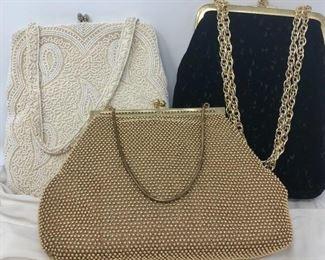 (3) Vintage Bags https://ctbids.com/#!/description/share/368118