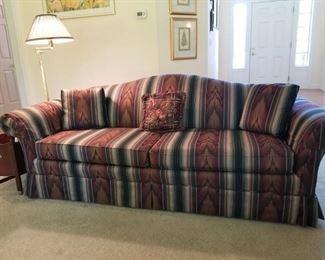 La z boy sofa, like new condition