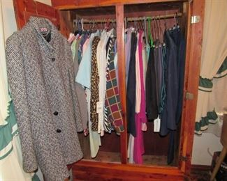 Clothing, Cedar Shift Robe