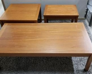 Laerkereden Denmark Teak Table Set