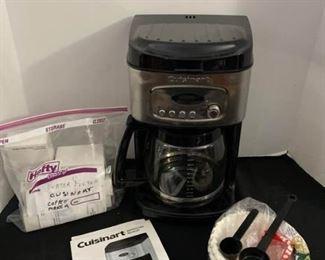 Cuisinart Coffeemaker https://ctbids.com/#!/description/share/369177