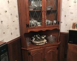 Corner Cabinet $ 198.00
