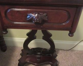 Lillian Russell Night Stand
