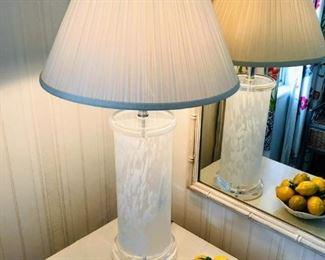 Lucite Lamp $150