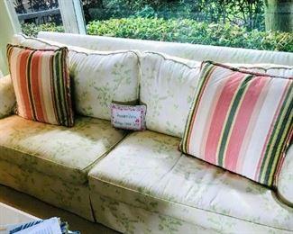 Upholstery Sofa $550