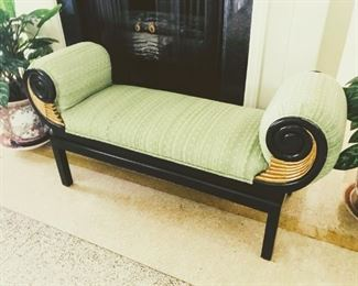 REDUCED $300                                                                             MCM Bench - Asking price $475