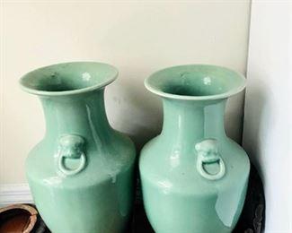Pair Urns - $125