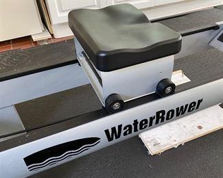 REDUCED $550                                                              WaterRower Machine Asking price $950