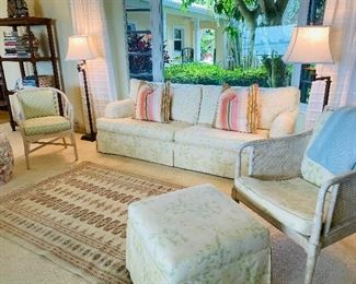 Hicklory Bamboo Chairs $300 Each