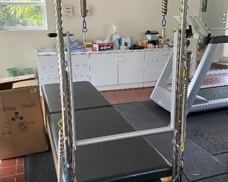 REDUCED 50% OFF                                                                     Pilate Balanced Body Machine - Asking price $1950 Retails for $5565