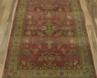 Sphinx Pink Persian Design Area Rug