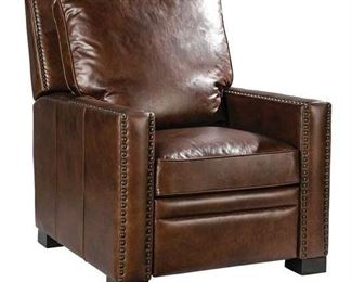 Canora Grey Velia Leather Manual Recliner