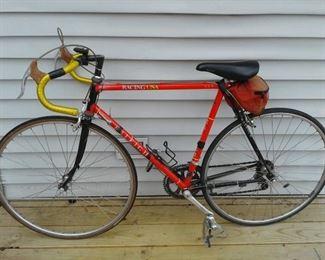 1985 Raleigh 555rsl Racing USA Road Bike