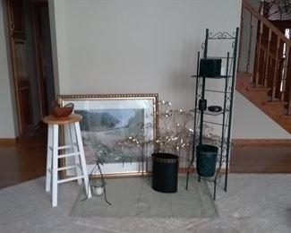 Bathroom and Miscellaneous Decor