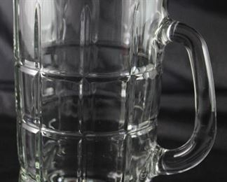 """Tartan Clear"" by Anchor Hocking Pitcher"