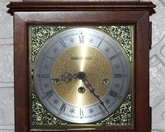 Howard Miller Carriage Mantle Clock:  Chime - Time - Strike