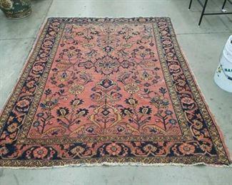 Antique Handmade rug
