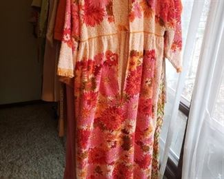 Retro House Dress or swimsuit cover up $20.00