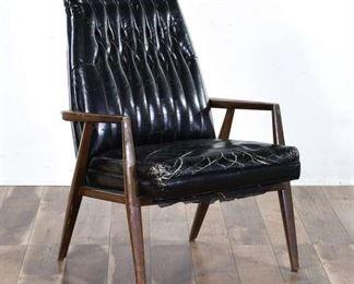 Monteverdi-Young Mid Century Modern Armchair