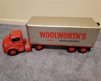 Woolworth's Metal Truck