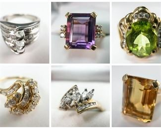Ring Collage
