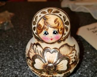 Russian Stack Dolls - so cute