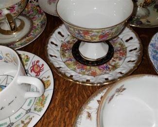 Lots of Tea Cups