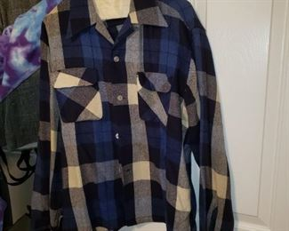 Pilgrim Wool Men's Shirt