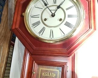 Wall Clock - $50