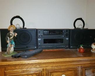 Sony Stereo System - $45