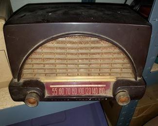 Vintage Radio - $25