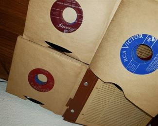 45's records - $1 each
