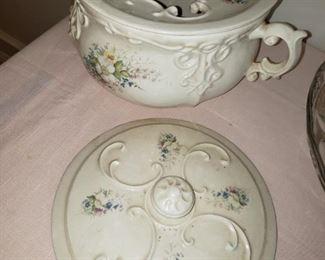 Antique 'Potty' Pot