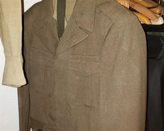 Another WWII Uniform